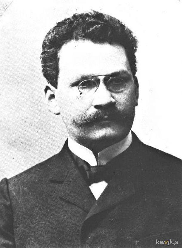 Dziś mamy 157. rocznicę urodzin Hermanna Minkowskiego