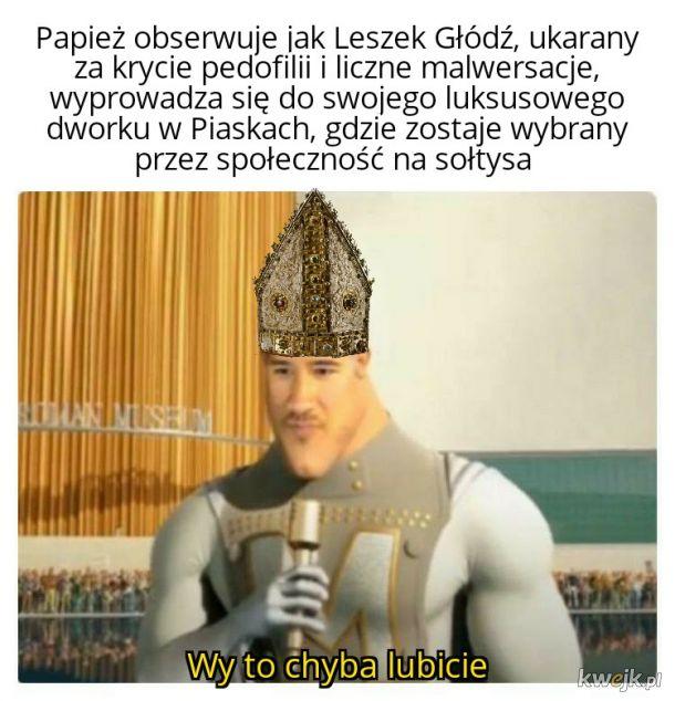 Polacy kochają pedofilów