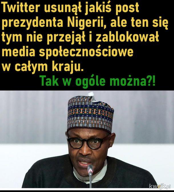 Prezydent Nigerii