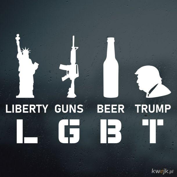 Oczywiście, że wspieram LGBT!