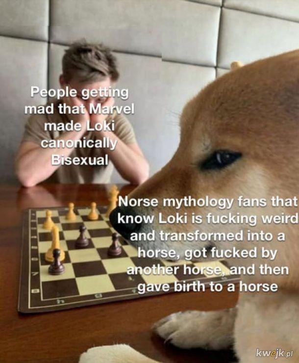 Mitologia jest super.