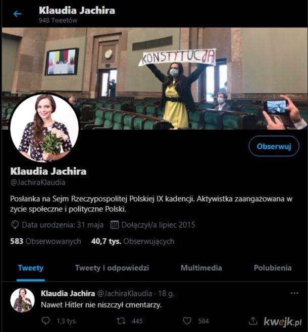 """""""Poślica"""" na Sejm.  Liczę na stanowczą reakcję ambasady Izraela. Takie kłamstwa rozpowszechniać?! Jak nie """"pracował fizycznie"""" to się nie liczy?"""