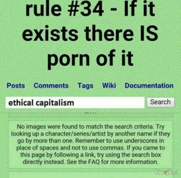 Zasada #34. Bez wyjatku