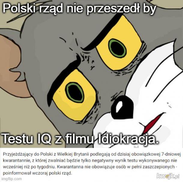 Inteligencja polskiej elity nie może odbić się od dna.