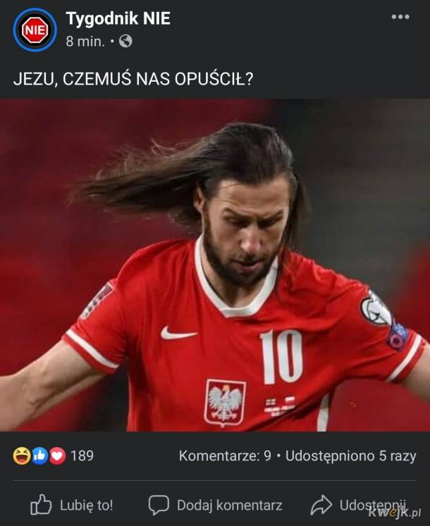 Reakcje internutów po meczu Polska - Słowacja, obrazek 4