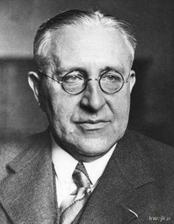 Dziś mamy 138. rocznicę urodzin  Victora Hessa