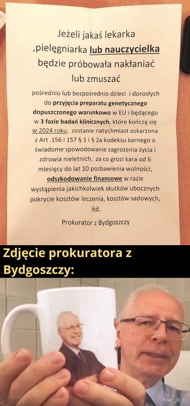 Prokurator z Bydgoszczy