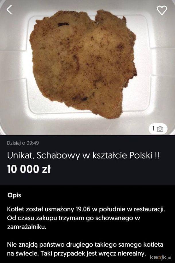 Jedyny, prawdziwy, POLSKI kotlet