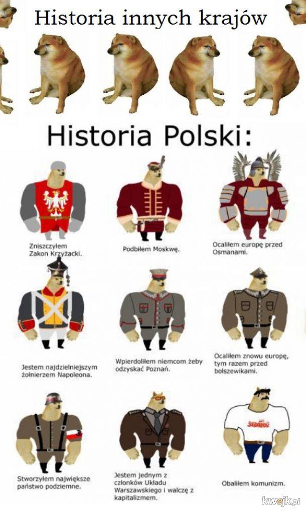 Polska strong!