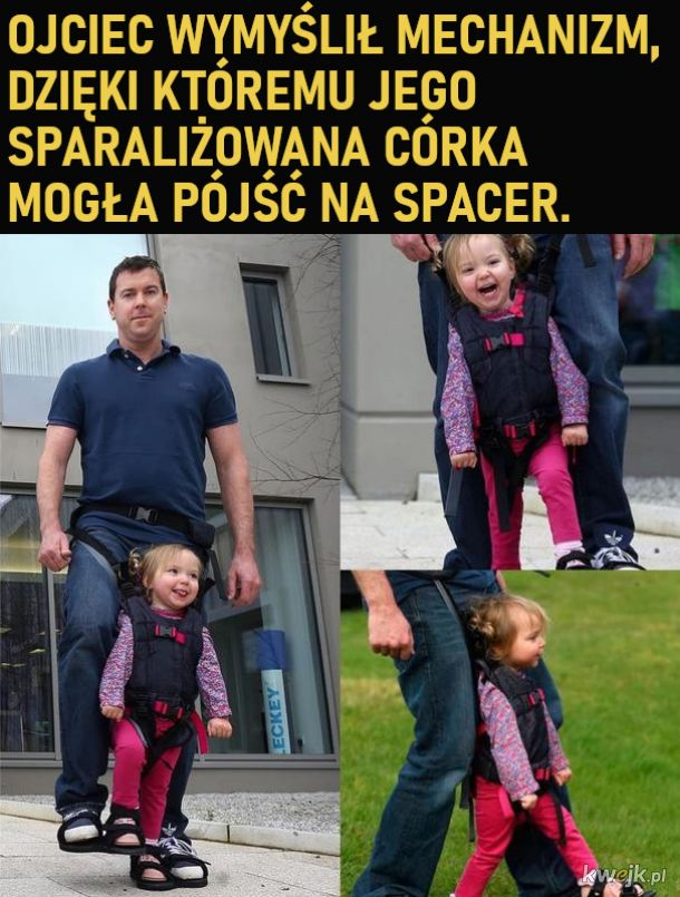 Świetny tata :)