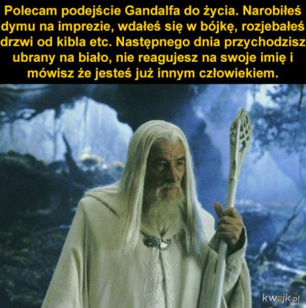 Podejście Gandalfa