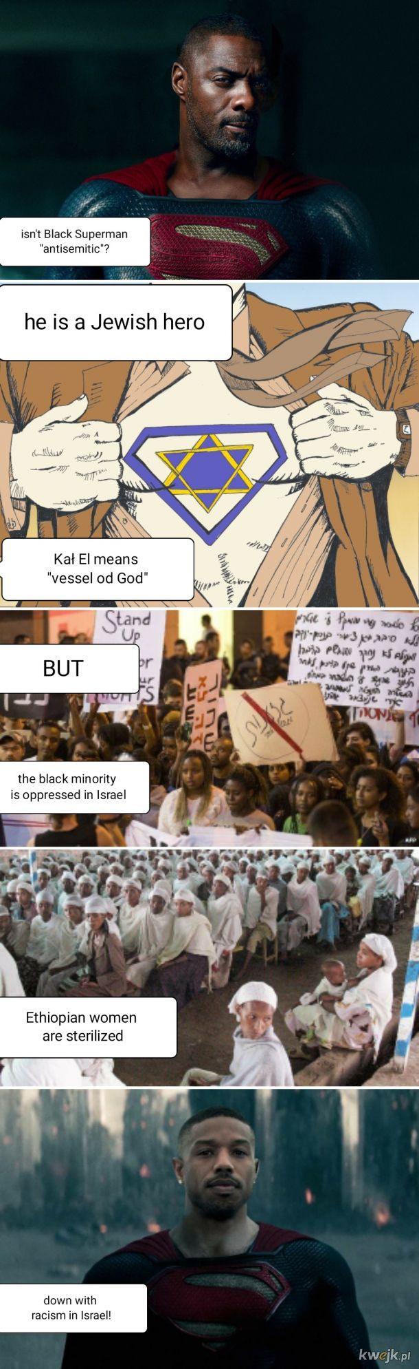 precz z izraelskim rasizmem