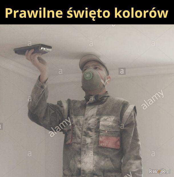 Święto Kolorów po polsku