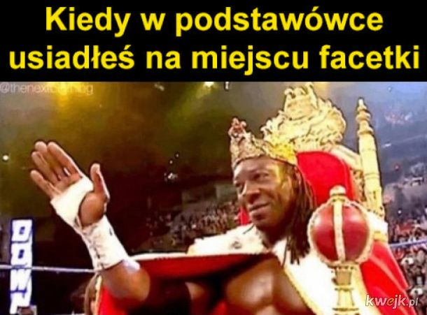Jestem królem