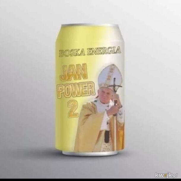 Nowy napój energetyczny od KK. Chrzczony!