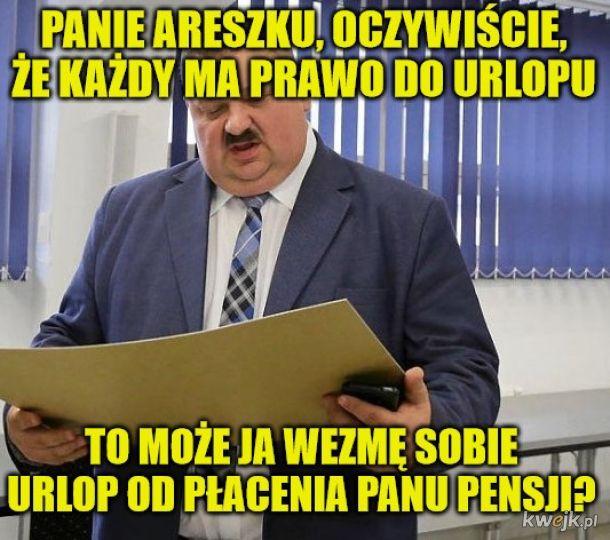 Pasywno-agresywny Janusz
