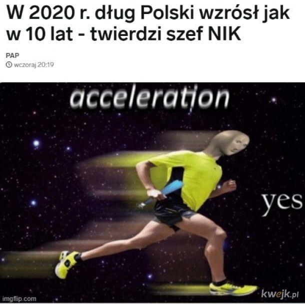 Przyspieszenie