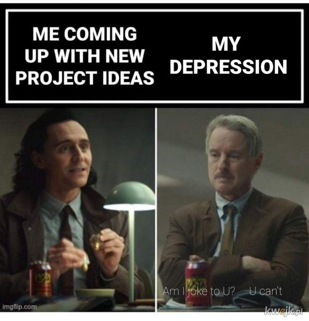 Ambitna depresja