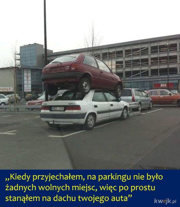 18 parkingowych dramatów, którymi mógłby zainteresować się detektyw, obrazek 9