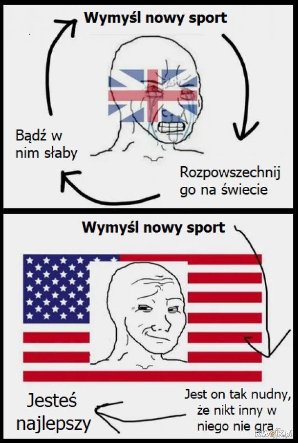 Nowy sport