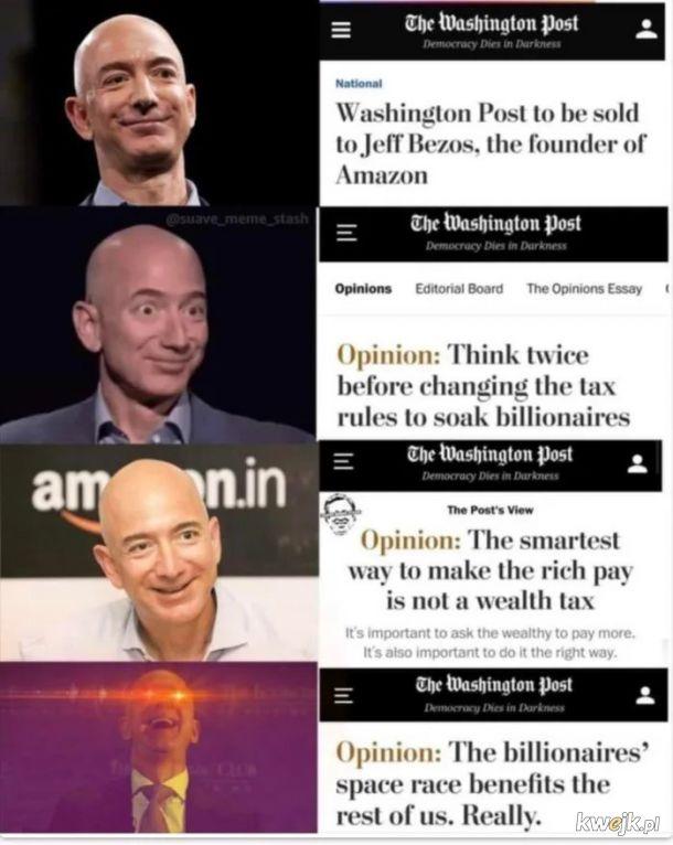 Bogacz prawde ci powie