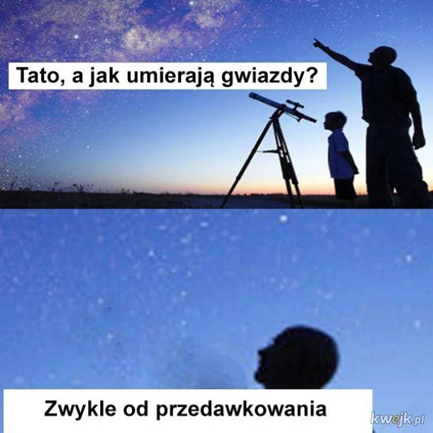 Śmierć gwiazd