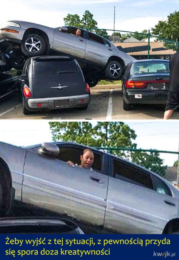 18 parkingowych dramatów, którymi mógłby zainteresować się detektyw, obrazek 16