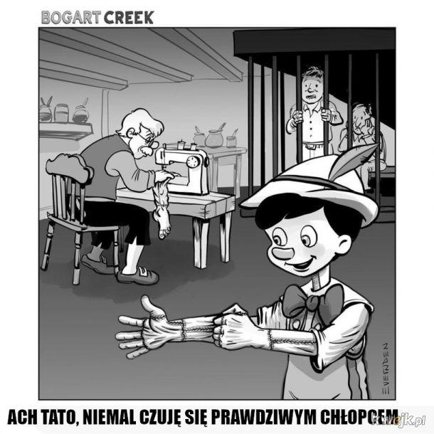 Okultystyczna bajka dla dzieci