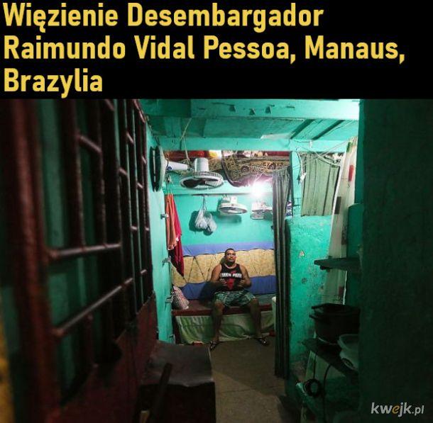 Zdjęcia pokazujące jak wyglądają warunki w więzieniach w różnych  krajach świata, obrazek 14