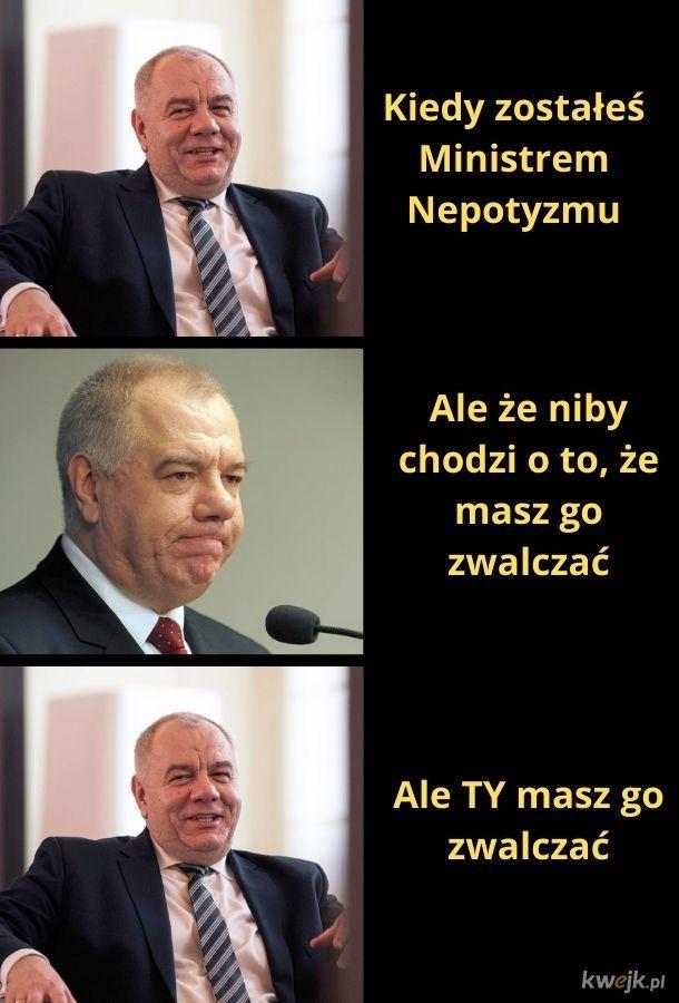 Minister Nepotyzmu