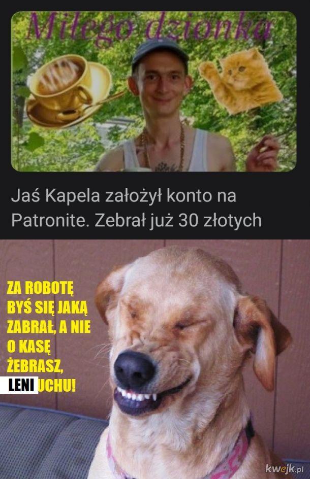 """""""Leniuchu"""" rymuje się z  ......."""