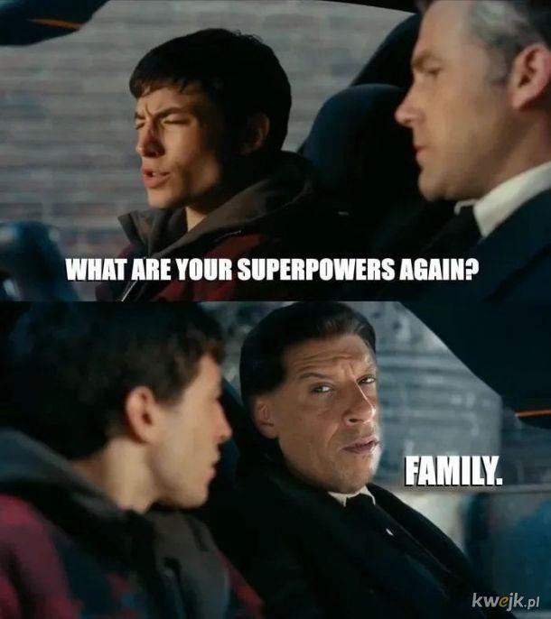 Tak by wyglądał Batman gdyby miał rodzinę