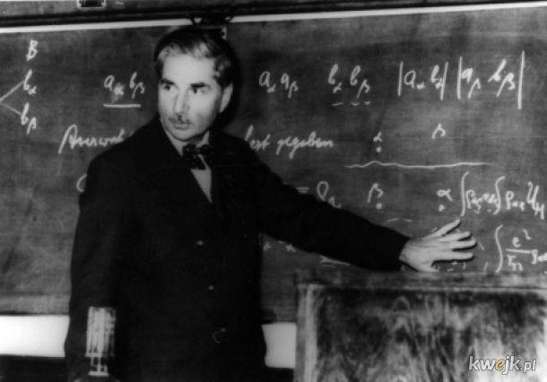 Dziś mamy 135. rocznicę urodzin  Waltera Schottky'ego