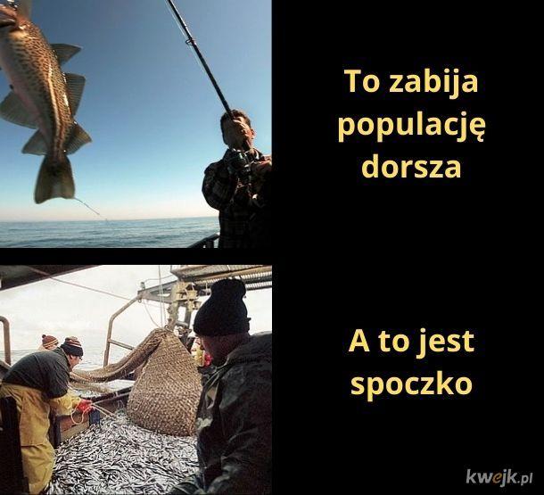 Dajcie tym rybakom te dwie ryby dziennie złowić!