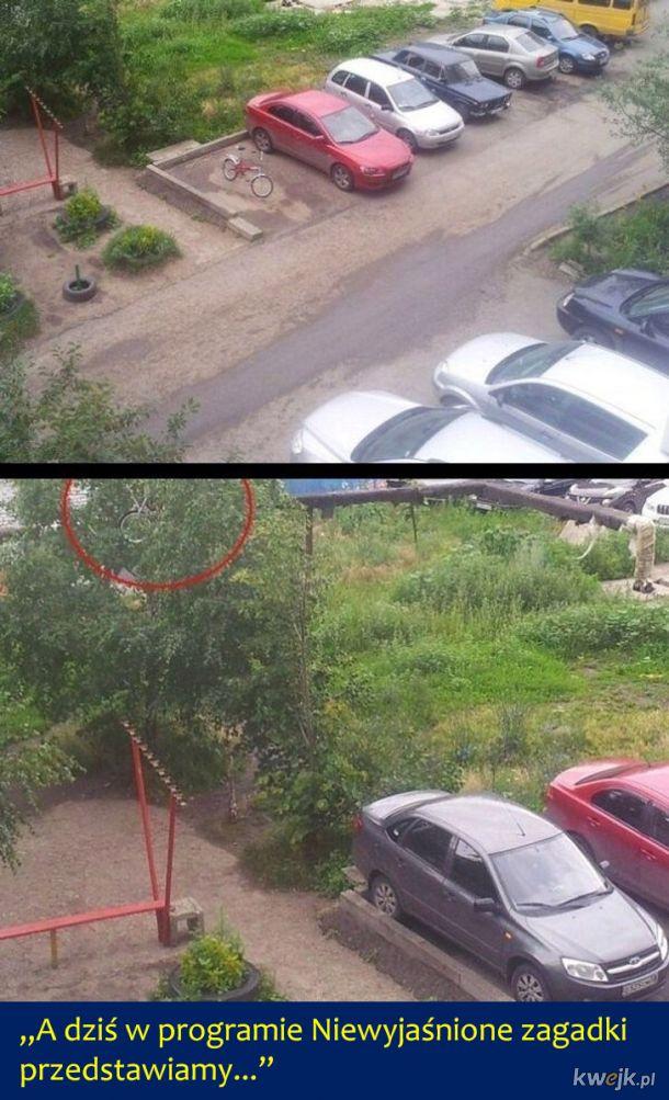 18 parkingowych dramatów, którymi mógłby zainteresować się detektyw, obrazek 17