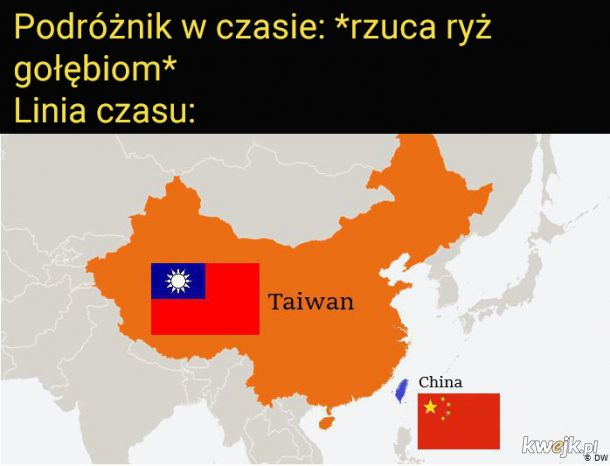 Jedyny prawdziwy Tajwan