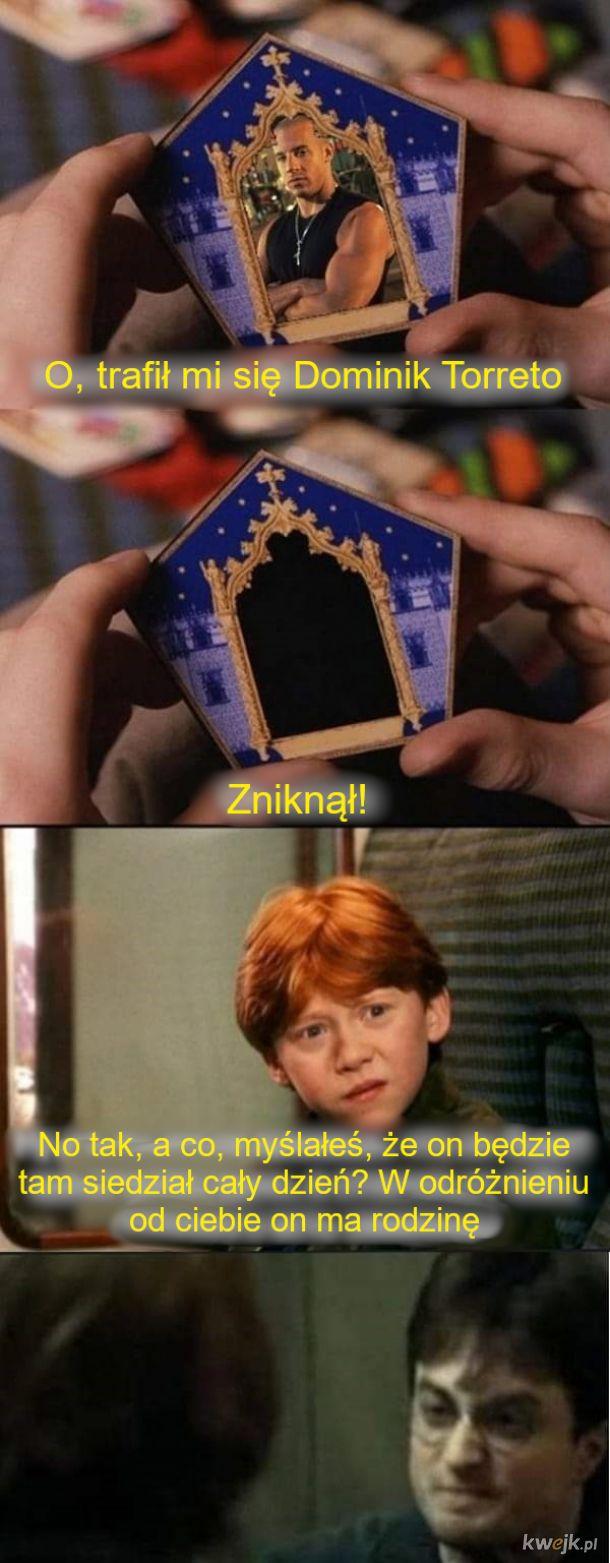 Prawdziwa magia to tylko rodzina