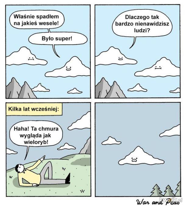 Nie obrażaj chmur