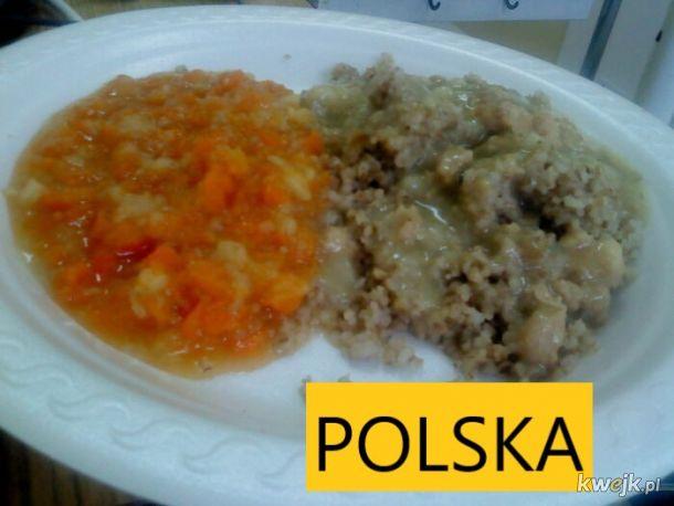 Nie tylko w Polsce tak dobrze karmią, czyli szpitalne posiłki ze świata