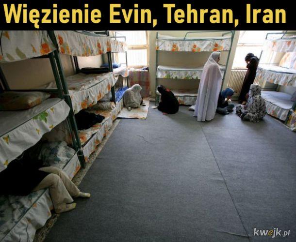 Zdjęcia pokazujące jak wyglądają warunki w więzieniach w różnych  krajach świata, obrazek 3