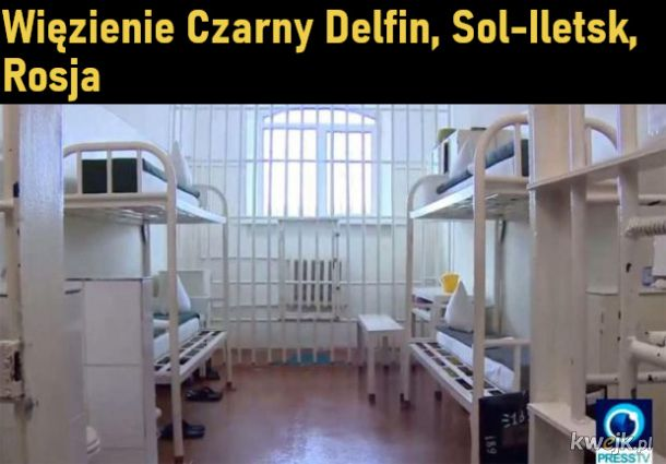 Zdjęcia pokazujące jak wyglądają warunki w więzieniach w różnych  krajach świata, obrazek 7