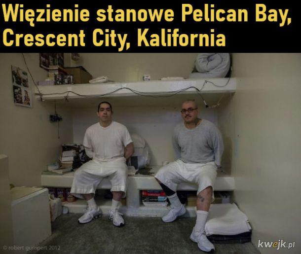 Zdjęcia pokazujące jak wyglądają warunki w więzieniach w różnych  krajach świata, obrazek 8