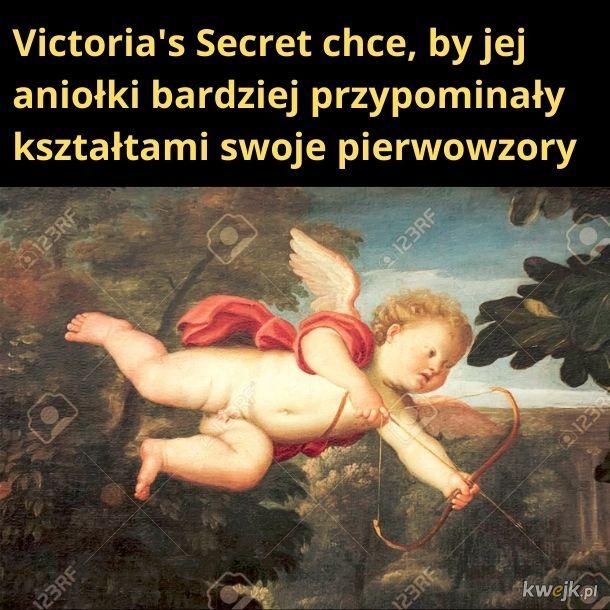 Dobrze, że nie chodzi o starotestamentowe aniołki
