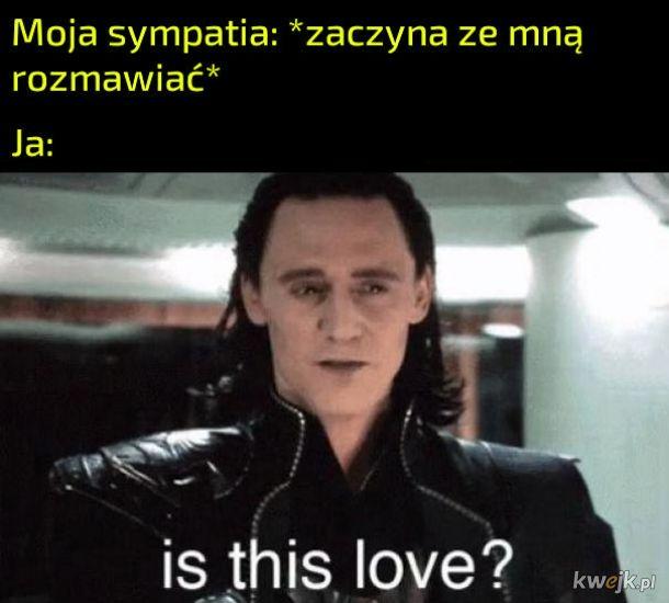 To miłość