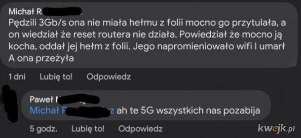 Niebezpieczne 5G