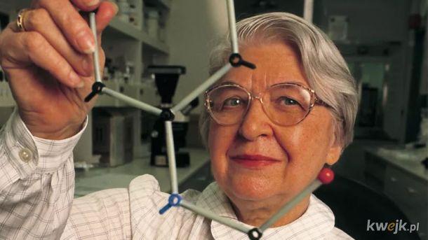 Dziś mamy 98. rocznicę urodzin Stephanie Kwolek