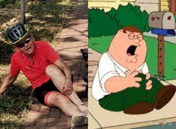Widzę pewne podobieństwo