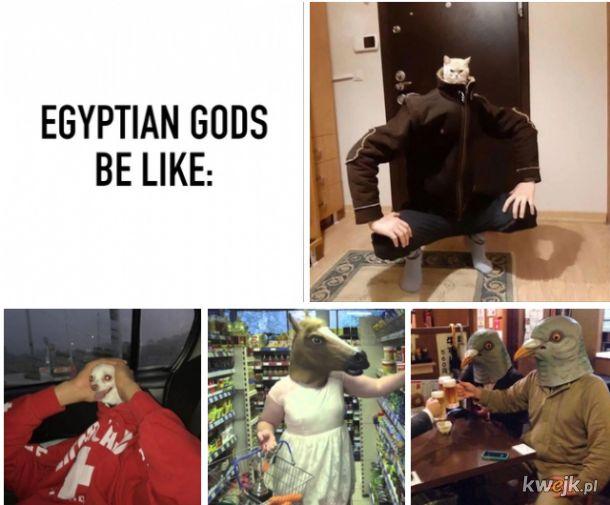 Egipscy bogowie