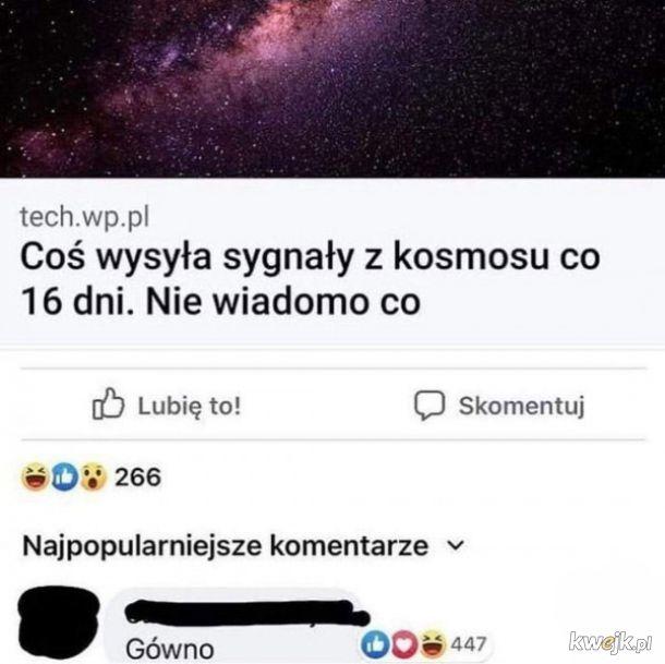 Sygnały z kosmosu