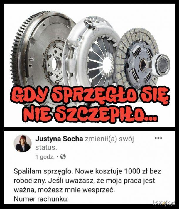 Stop szczepieniu sprzęgieł!!!